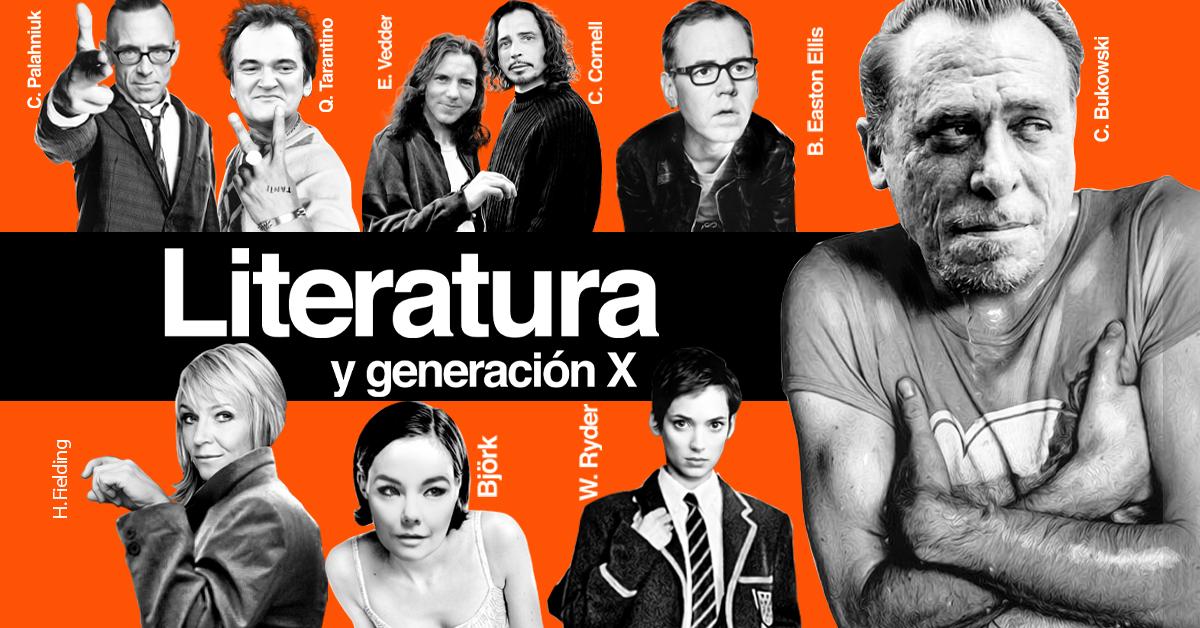 Literatura y generación X (Carta editorial Revista Lee+ 137)