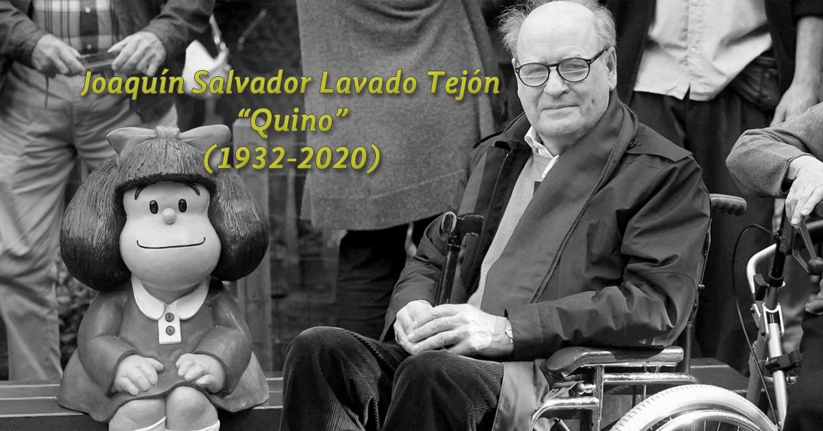"""Muere """"Quino"""", el creador de Mafalda"""
