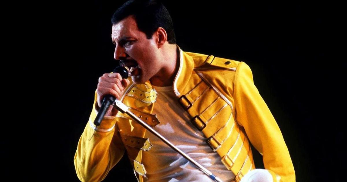 Dios salve a Freddie Mercury