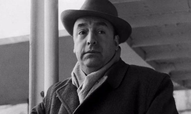 El canto inmortal de Neruda