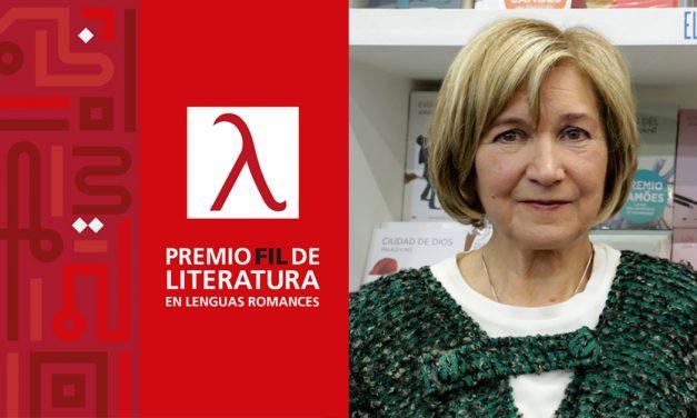 Lídia Jorge, premio FIL de Literatura en Lenguas Romances 2020