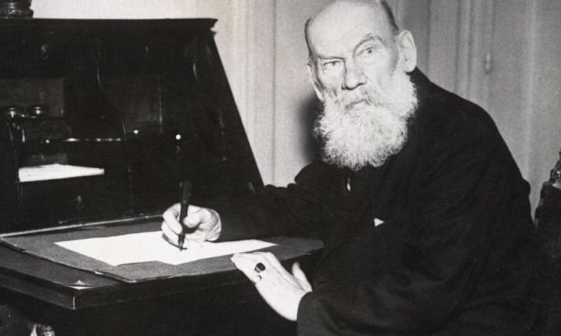 El extravagante Tolstói