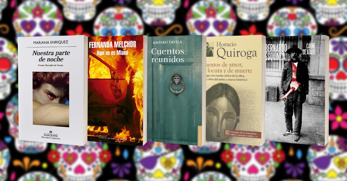 5 libros que no te dejarán dormir
