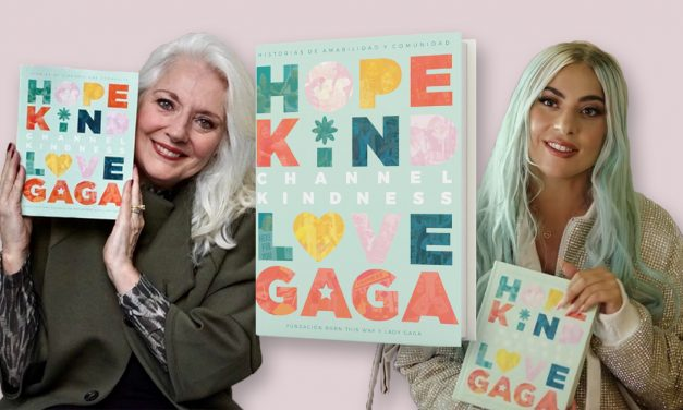 """""""Channel Kindness"""", el nuevo libro de Lady Gaga"""