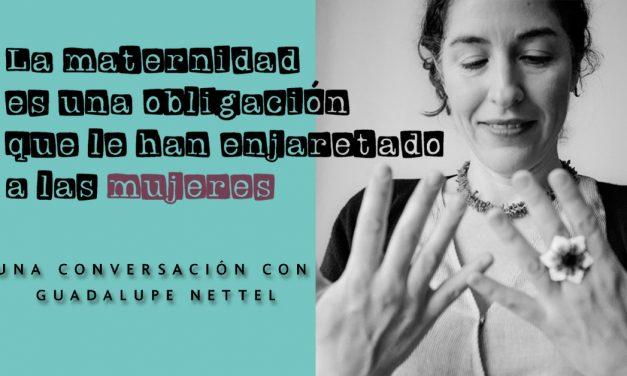 Una conversación con Guadalupe Nettel