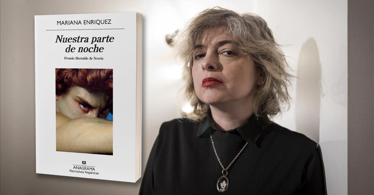 """""""Nuestra parte de noche"""", una novela que eriza la piel"""
