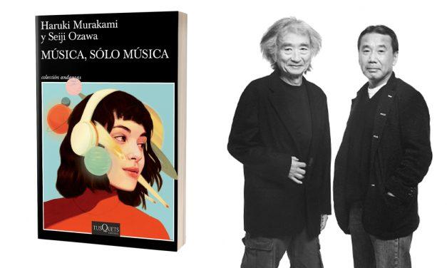 Murakami y Ozawa: conversaciones contagiosas