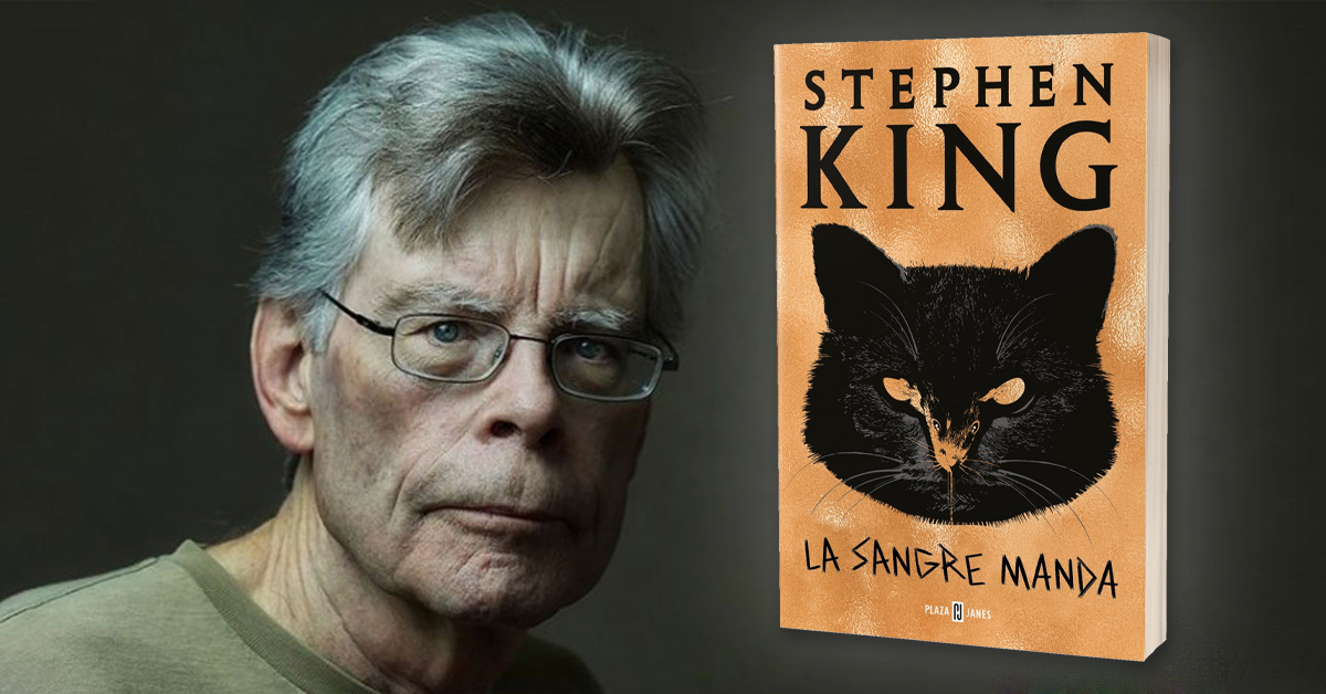 "Stephen King regresa con ""La sangre manda"""