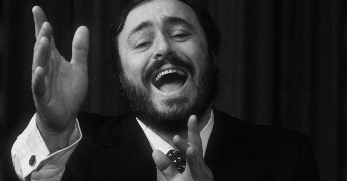 La eterna voz de Pavarotti