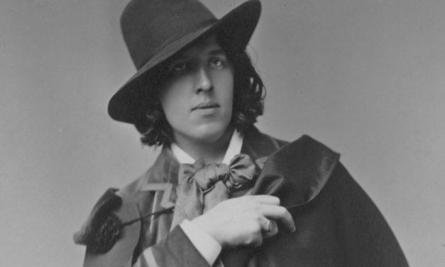 Oscar Wilde y las vueltas de la vida