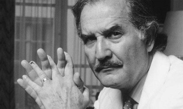 Carlos Fuentes y la novela que deseó haber escrito