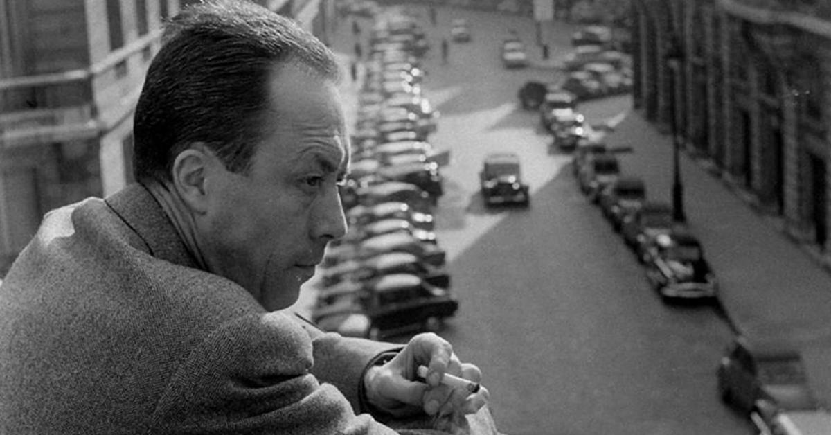 La conciencia política de Camus