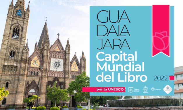 Guadalajara será la capital del libro