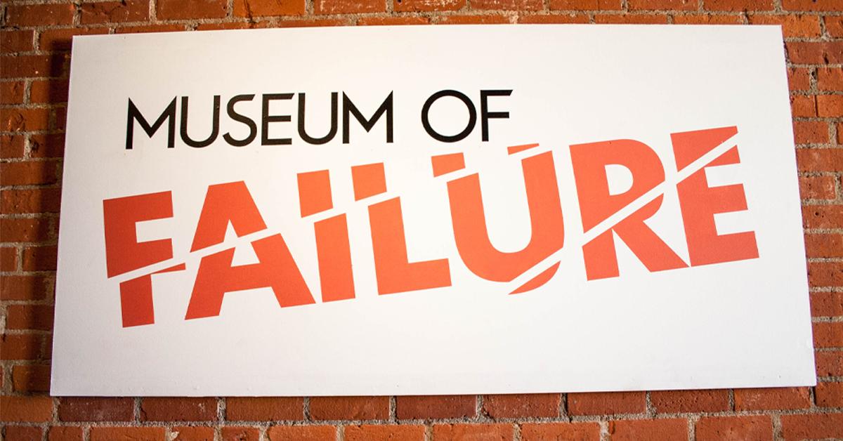 Fracasos que merecen un museo