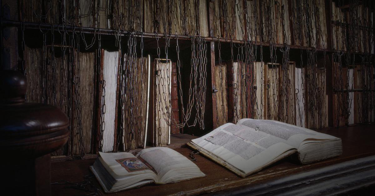 La biblioteca de los libros censurados