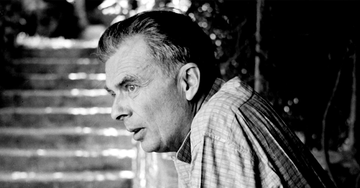 Loa viajes de Aldous Huxley