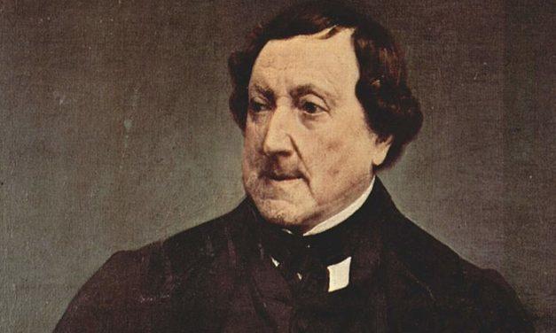 El apacible Rossini