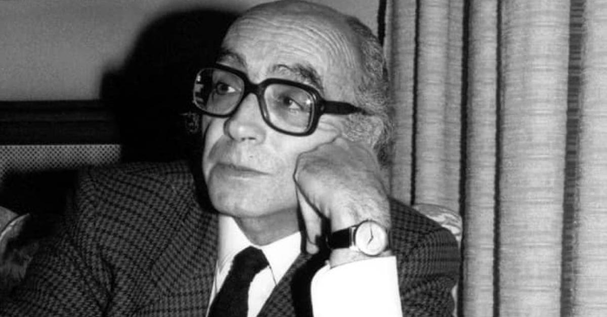 El día que Saramago decidió escribir