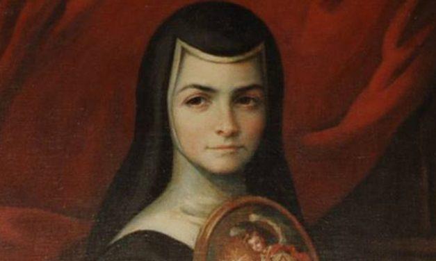 Sor Juana Inés, la renacentista barroca
