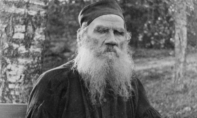 La excentricidad de León Tolstói