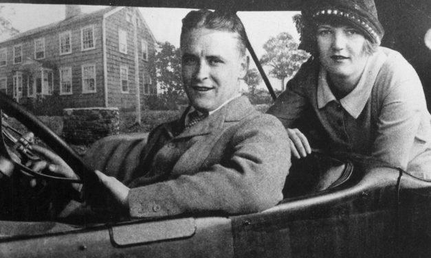 Fitzgerald y su última novela