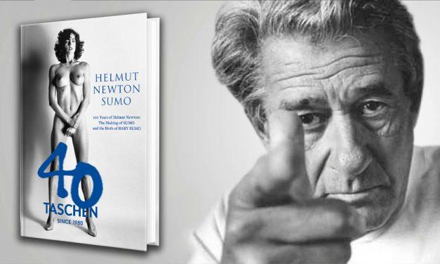 """""""Helmut Newton. Baby SUMO"""", un libro único"""