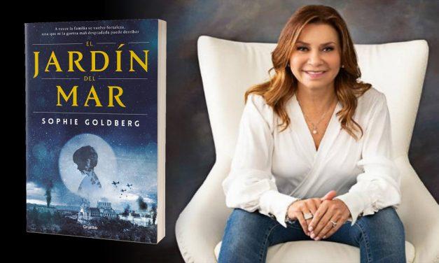 """El Jardín del Mar"", una novela sobre la familia y la guerra"