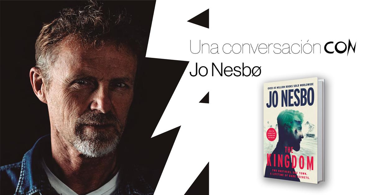 Una conversación con Jo Nesbø