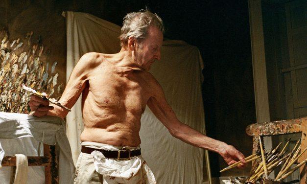 Los trazos físicos de Lucian Freud
