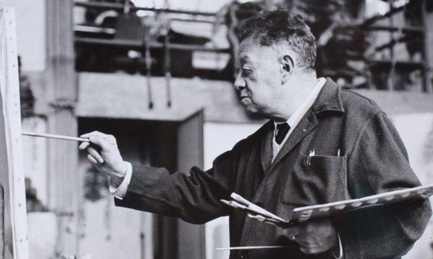 Diego Rivera el pintor y el idealista