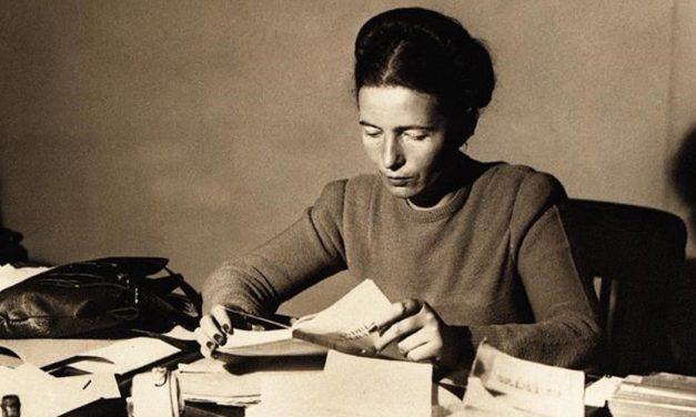 Simone de Beauvoir y el amor