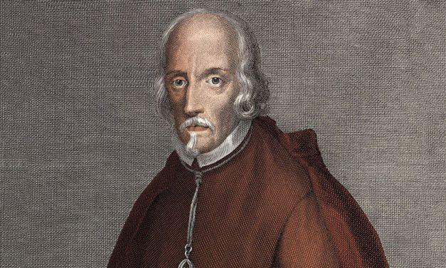 Pedro Calderón de la Barca, el dramaturgo