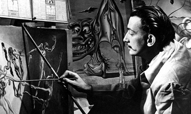 Excéntrico Salvador Dalí