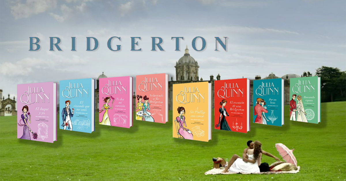 Bridgerton, la nueva serie de Netflix basada en las novelas de Julia Quinn