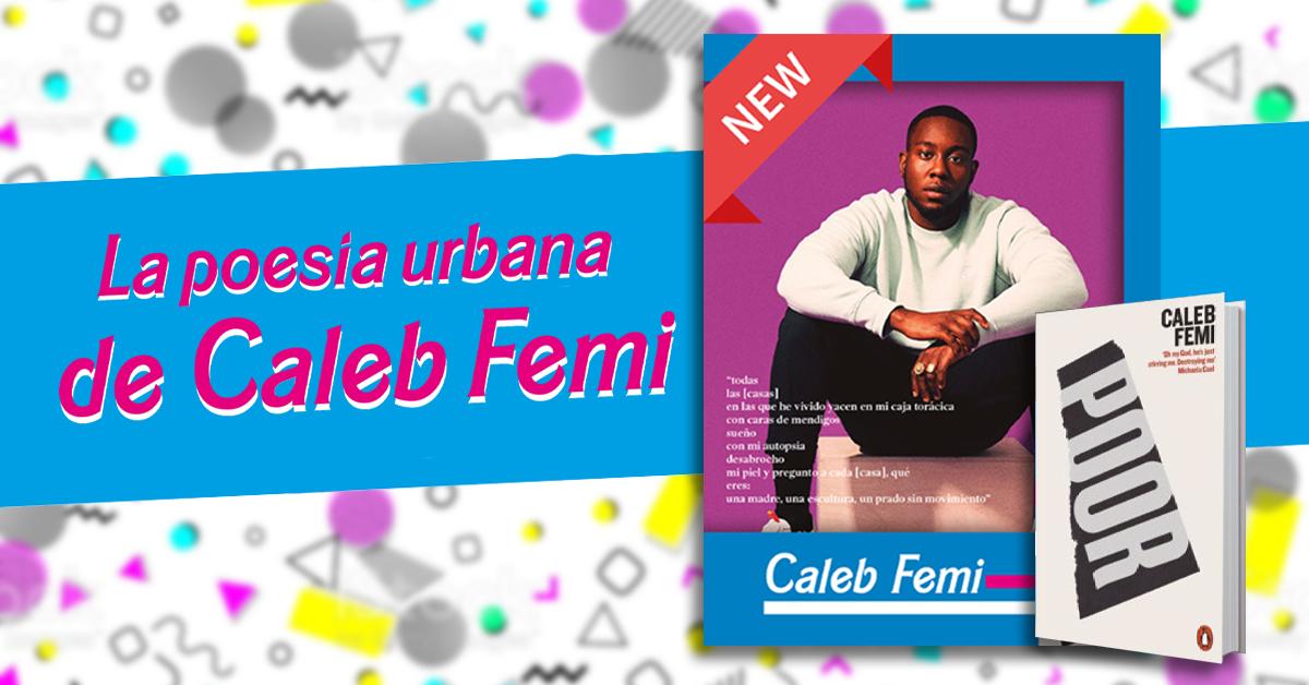 La poesía urbana de Caleb Femi