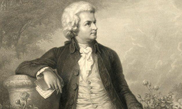 El mito de Mozart