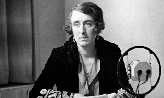 Virginia Woolf y su amor