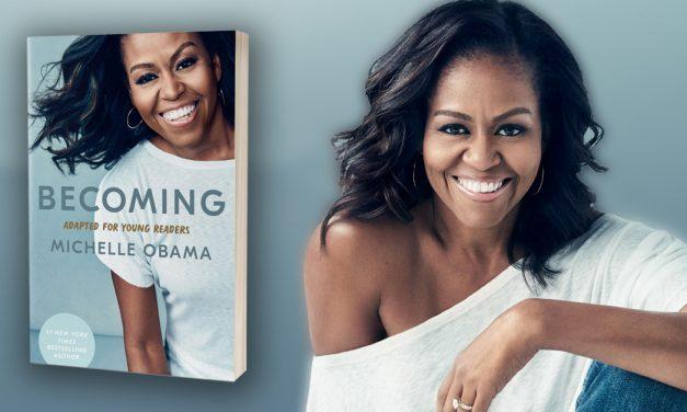 La edición juvenil de MI HISTORIA de Michelle Obama