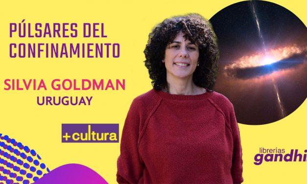 Púlsares del confinamiento: Tres poemas de Silvia Goldman