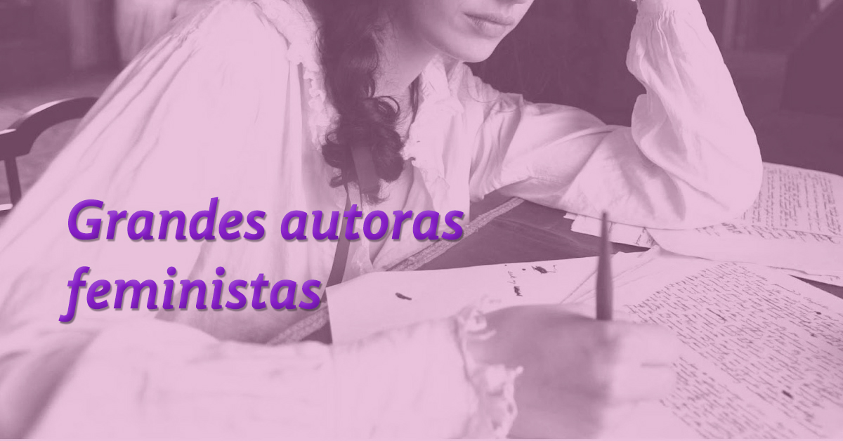 Grandes autoras feministas