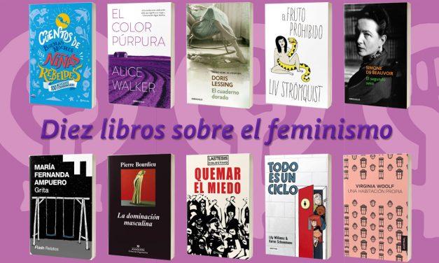 Diez libros sobre feminismo