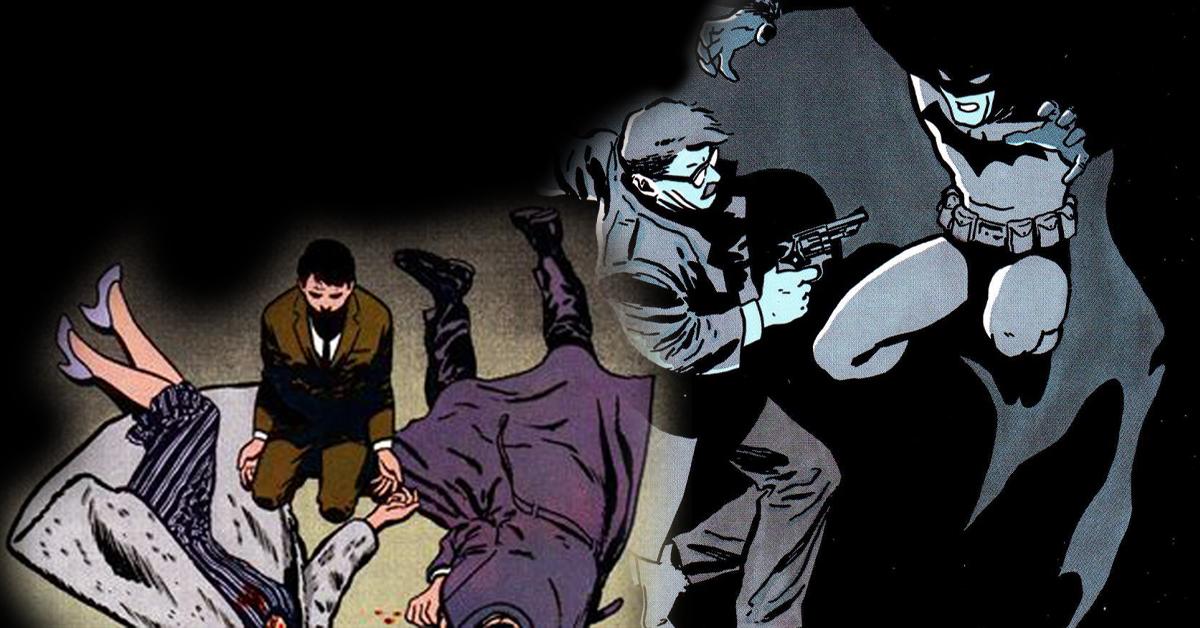 Batman Year One: Un nuevo comienzo