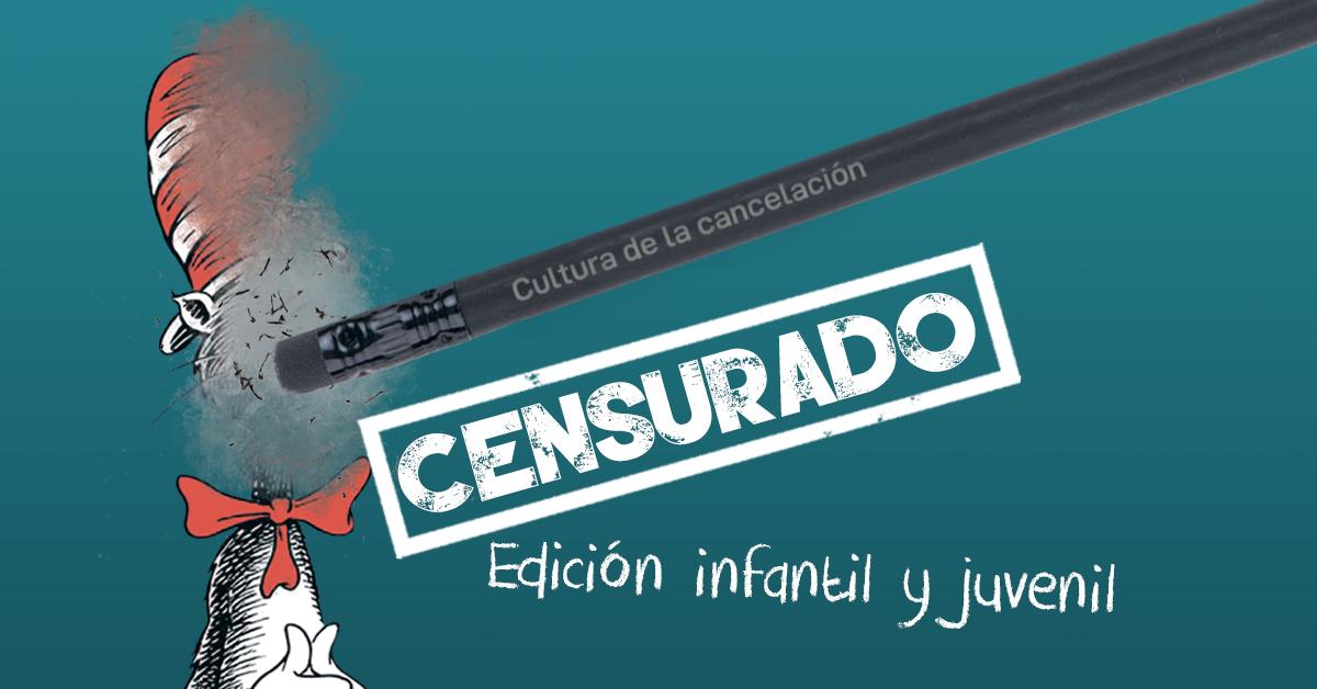 Censurado (Carta editorial Revista Lee+ 143)