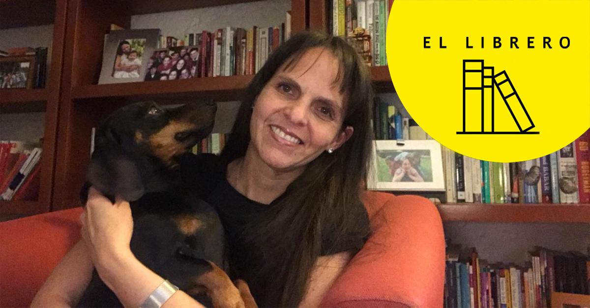 El librero de Pilar Armida