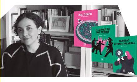 Entrevista Mariana Mendía