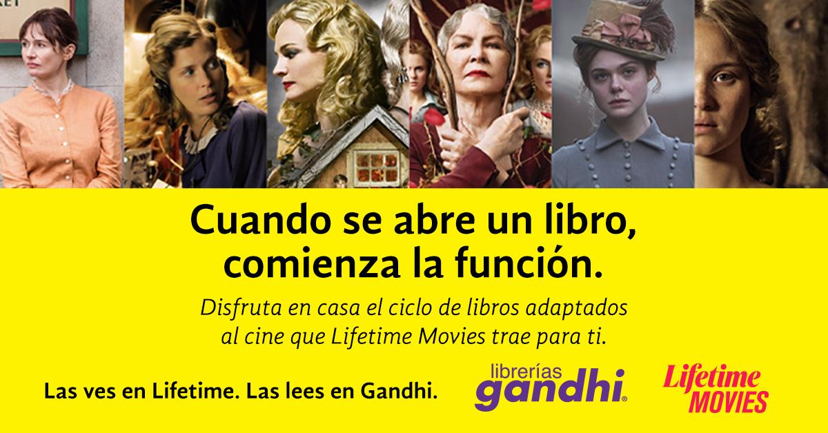 Ciclo de películas basadas en libros