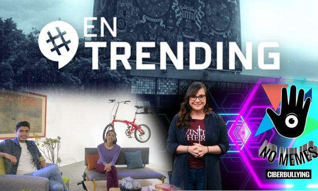Programas para jóvenes en TV UNAM