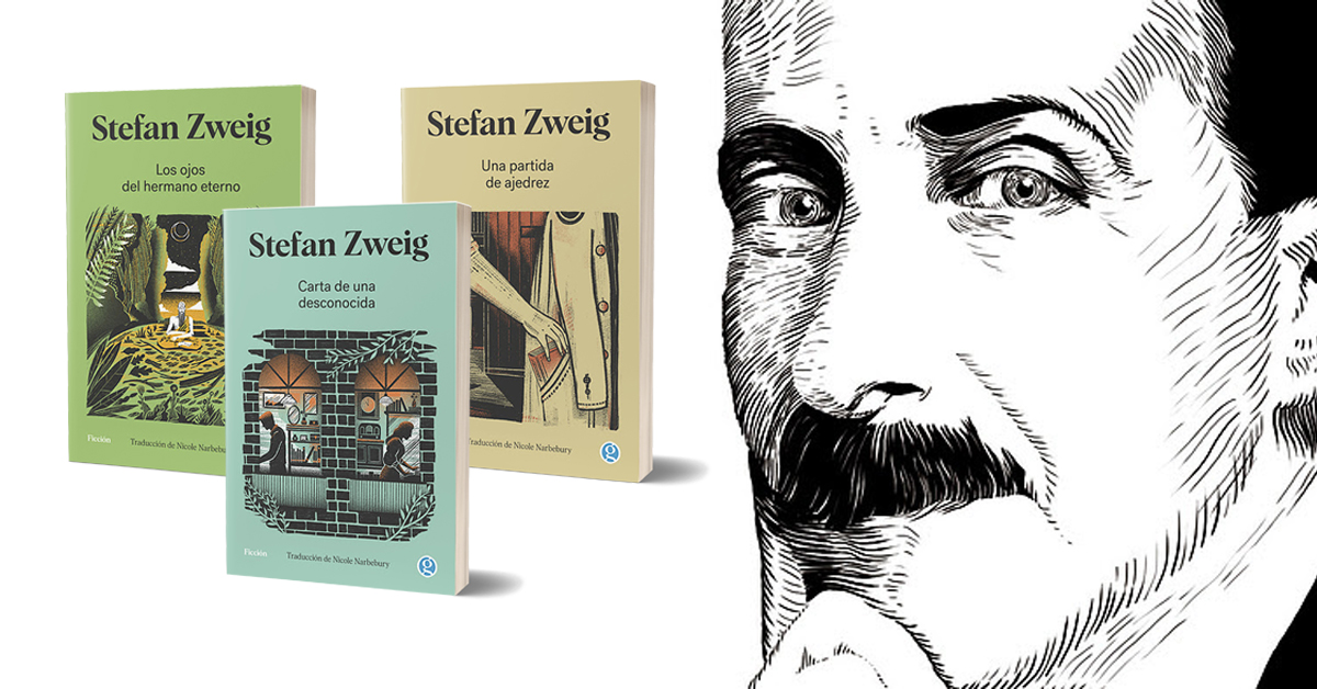 Nueva colección de Stefan Zweig
