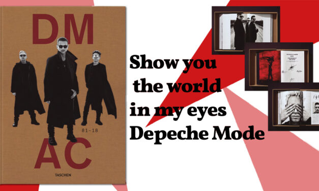 Show you the world in my eyes Depeche Mode