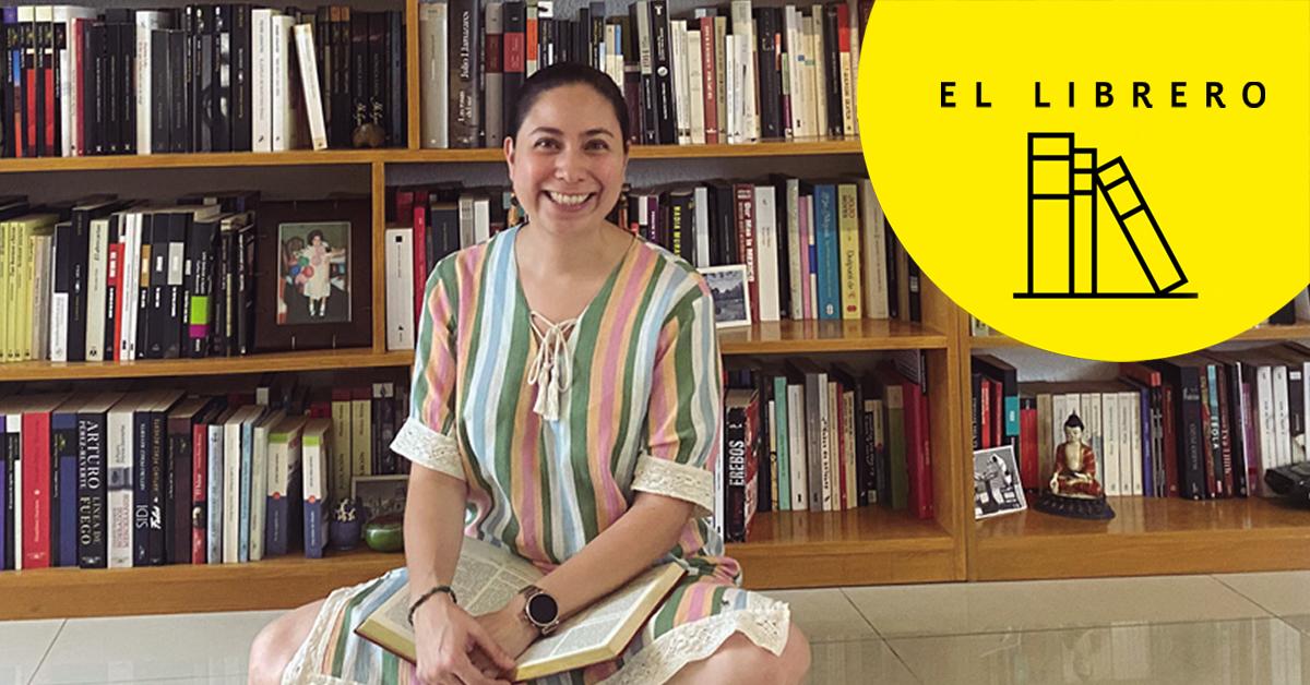 El librero de Mayra González Olvera